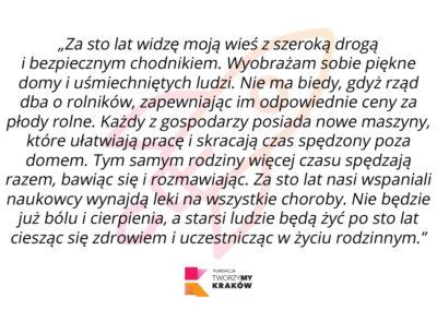 Maria Łojewska_10lat